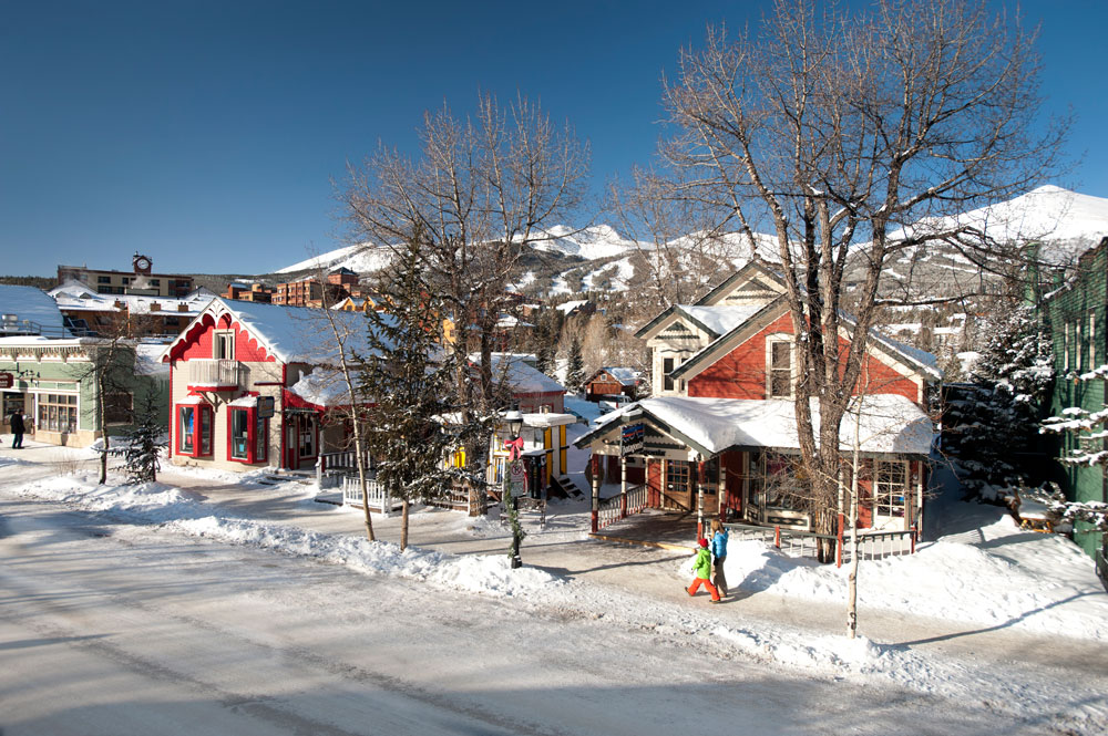 Places to stay Breckenridge