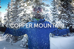 Copper Mountain Winter Activities