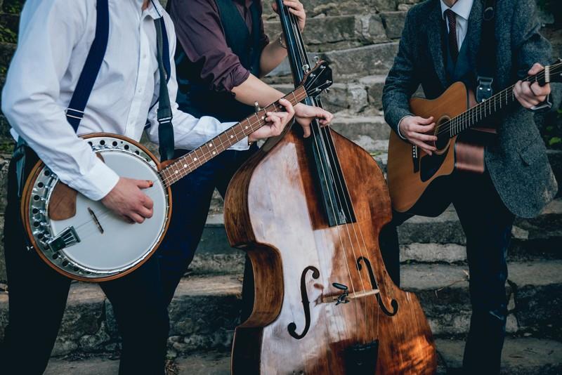 Musicians in Arapahoe Basin