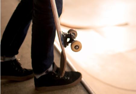 Woodward Copper skateboarding