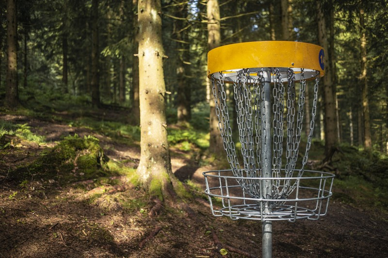 Disc Golf Course at A-Basin