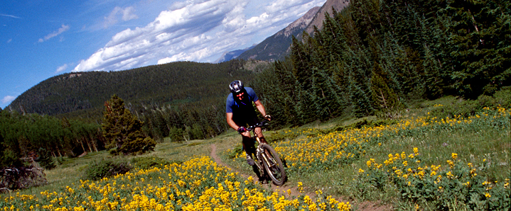 Keystone and Dillon Colorado Mountain Biking