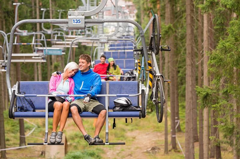 Copper Mountain Gondola Rides