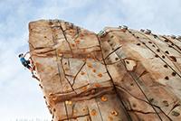 Climbing Summer Frisco