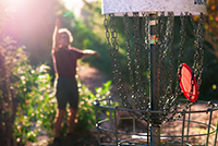 Disc Golf Summer Copper Mountain