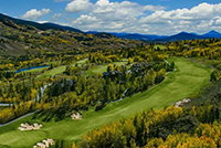 Golf Summer Copper Mountain