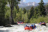 Rafting Summer Breckenridge