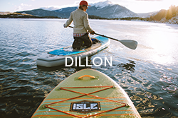 Lake Dillon Paddleboarding
