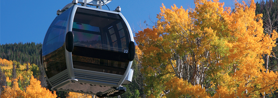 Breckenridge Gondola Rides