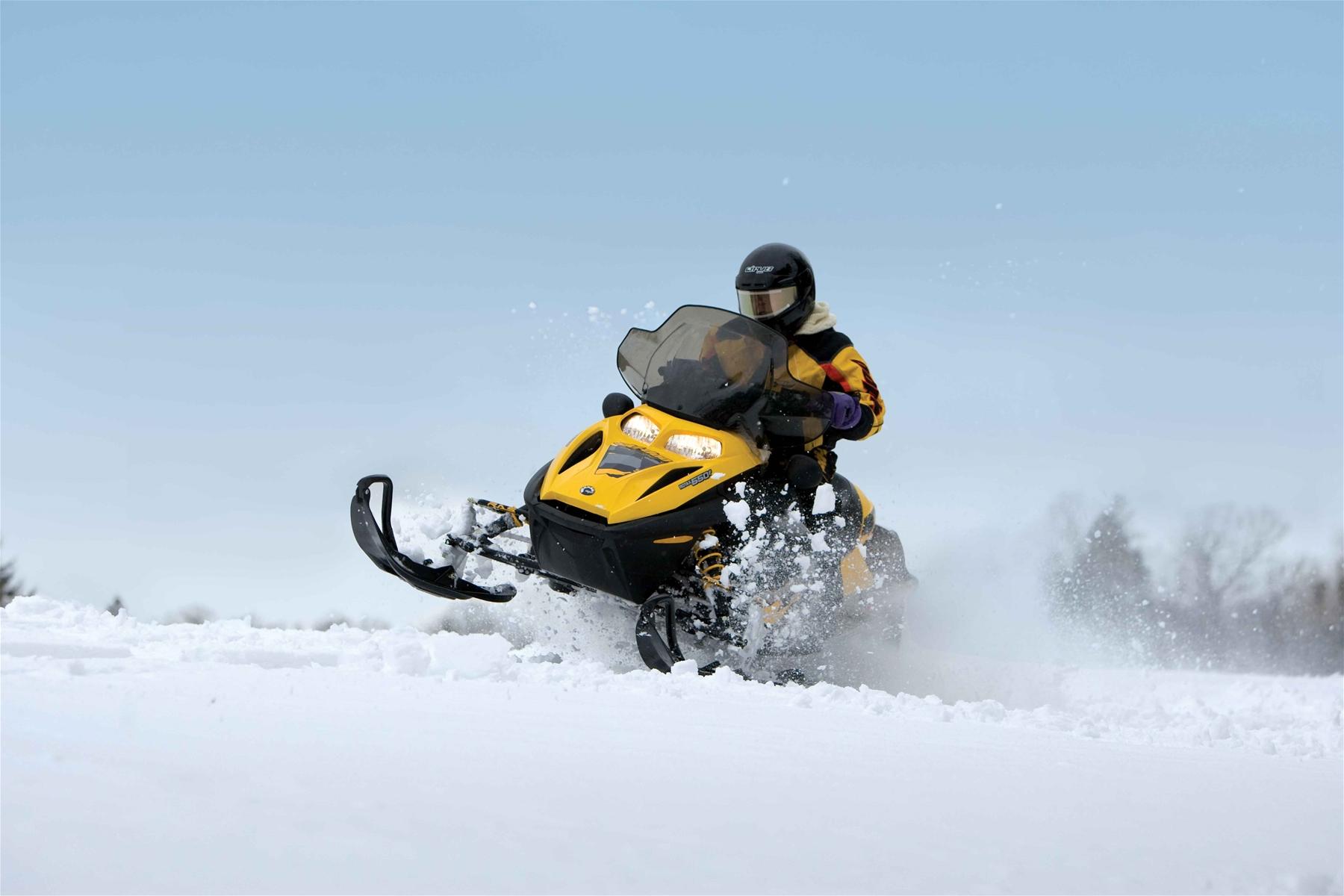 Keystone Snowmobiler