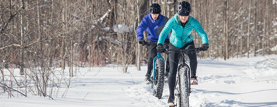 Frisco Fat Biking