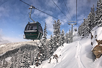 Gondola Rides Breckenridge Winter