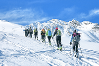 Guided Adventure Tours Copper Mountain Winter