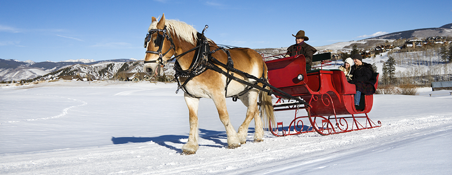 Copper Mountain Sleigh Rides