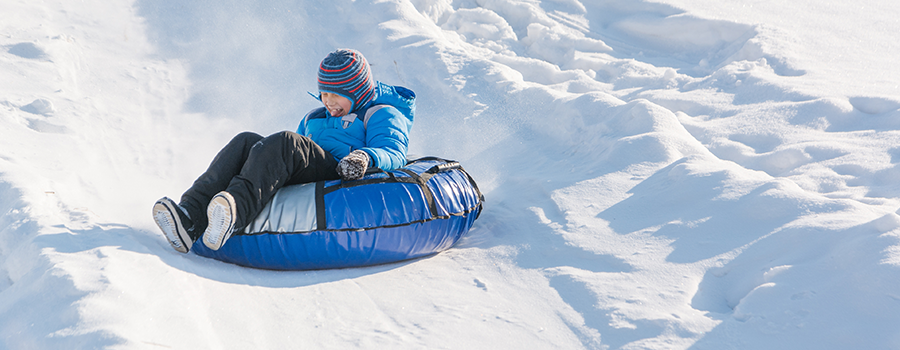 Frisco Tubing and Sledding