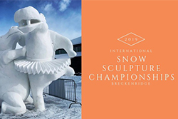 International Snow Sculpture Championships Breckenridge